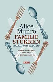 Familiestukken Haar mooiste verhalen, Alice Munro, Hardcover