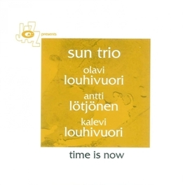 TIME IS NOW SUN TRIO, CD