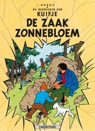 KUIFJE 18. (ACTIEPRIJS) DE ZAAK ZONNEBLOEM KUIFJE, Hergé, Paperback