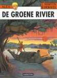 ALEX 23. DE GROENE RIVIER ALEX, MARTIN, Jaques, Paperback