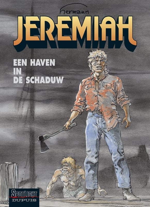 JEREMIAH 26. EEN HAVEN IN DE SCHADUW JEREMIAH, Hermann, Paperback