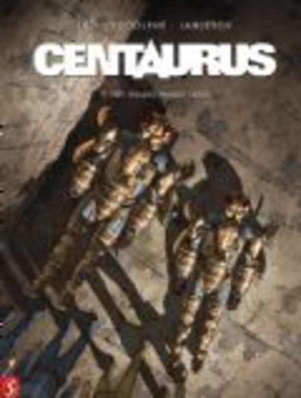 Centaurus 3. Het waanzinnige land (Leo, Rodolphe, Zoran Janjetov) 48 p.Hardcover Centaurus, BKST