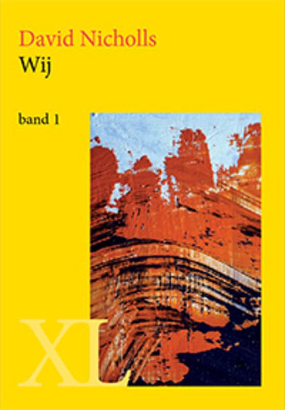 Wij (David Nicholls), Hardcover, Grootletterboek (2 banden). BKLM