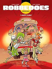 ROBBEDOES SPECIAL 01. HAPPY FAMILY ROBBEDOES SPECIAL, Legendre, Marc, Paperback