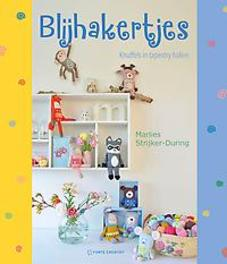 Blijhakertjes. knuffels in tapestry haken, Strijker-During, Marlies, Paperback