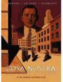 COSA NOSTRA HC12. DE WAANZIN VAN DUTCH (II/II) COSA NOSTRA, Chauvel, David, Hardcover