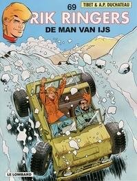 RIK RINGERS 69. DE MAN VAN IJS RIK RINGERS, TIBET, Paperback