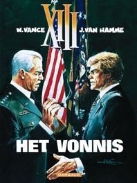 COLLECTIE XIII 12. HET VONNIS COLLECTIE XIII, Van Hamme, Jean, Paperback