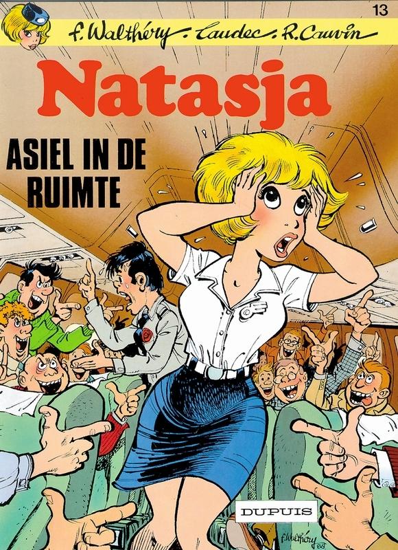 NATASJA 13. ASIEL IN DE RUIMTE NATASJA, WALTHERY, FRANCOIS, Paperback