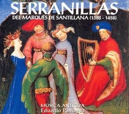 SERRANILLAS DEL MARQUES D MUSICA ANTIGUA, CD