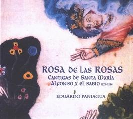 ROSA DE LAS ROSAS EDUARDO PANIAGUA Audio CD, MUSICA ANTIGUA, CD