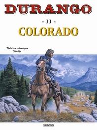 DURANGO 11. COLORADO DURANGO, Swolfs, Yves, Paperback