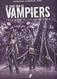 ZANG VAN DE VAMPIERS 06. LEVENSVORMEN ZANG VAN DE VAMPIERS, GUERINEAU, RICHARD, CORBEYRAN, Paperback