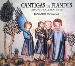 CANTIGAS DE FLANDES EDUARDO PANIAGUA Audio CD, ALFONSO X -EL SABIO-, CD