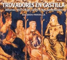 TROVADORES EN CASTILLA Audio CD, EDUARDO PANIAGUA, CD