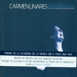 REMEMBRANZAS Audio CD, CARMEN LINARES, CD