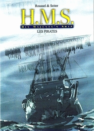 H.M.S. 05. DE PIRATEN De piraten, SEITER, R, SEITER, R, Paperback