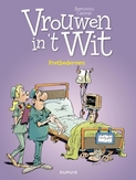 VROUWEN IN'T WIT 35....