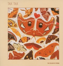 COLOUR OF SPRING LP + DVD TALK TALK, LP
