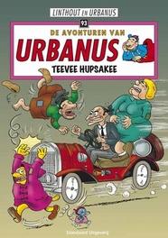 Teevee hupsakee URBANUS, Urbanus, Hardcover