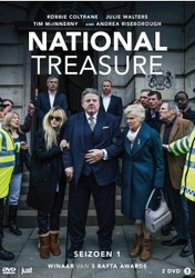 National treasure- Seizoen...