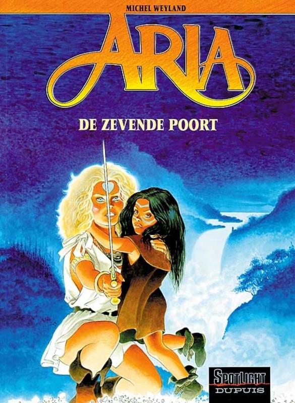 ARIA 03. DE ZEVENDE POORT ARIA, WEYLAND, MICHEL, Paperback