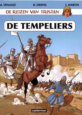 TRISTAN DE REIZEN VAN 01. DE TEMPELIERS