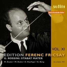 STABAT MATER M.STADER/E.HAEFLIGER Audio CD, G. ROSSINI, CD