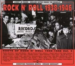 ROOTS OF ROCK 'N' ROLL.. .. 1938-1946 V/A, CD