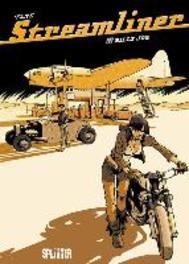 Streamliner 1. Billy Joe Fane, Hardcover