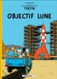 TINTIN HC16. OBJECTIF LUNE TINTIN, Hergé, Hardcover