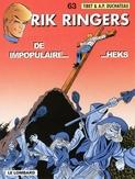RIK RINGERS 63. DE IMPOPULAIRE HEKS