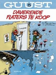 GUUST FLATER 05. DAVERENDE FLATERS TE KOOP (HERDRUK)