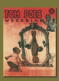 TOM POES HC05. WEEKBLADEN 05/13 TOM POES, TOONDER M, Hardcover