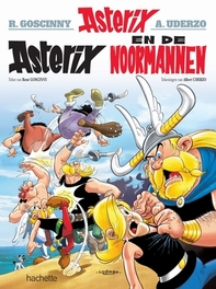 ASTERIX 09. DE NOORMANNEN ASTERIX, Goscinny, René, Paperback