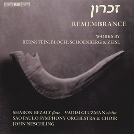 REMEMBRANCE SAO PAULO S.O./NESCHLING Audio CD, SCHONBERG/BERNSTEIN, CD