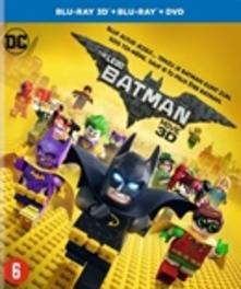 LEGO Batman movie (3D), (Blu-Ray) BILINGUAL /CAST: WILL ARNETT, RALPH FIENNES. BLURAY