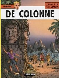 LEFRANC 14. DE COLONNE LEFRANC, MARTIN, JACQUES, Paperback