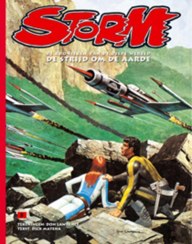 Storm: De Strijd om de Aarde de kronieken van de diepe wereld, Matena, Dick, Paperback