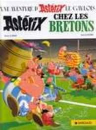 ASTERIX HC08. CHEZ LES BRETONS ASTERIX, Goscinny, René, Hardcover