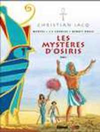 MYSTERIES VAN OSIRIS HC02. DE LEVENSBOOM 2 MYSTERIES VAN OSIRIS, Charles, Maryse, CHARLES, JEAN-FRANCOIS, Hardcover
