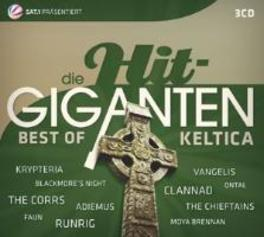 HIT GIGANTEN BEST OF KELT KELTICA V/A, CD