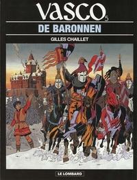 VASCO 05. DE BARONNEN VASCO, CHAILLET, GILLES, CHAILLET, GILLES, Paperback