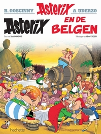 ASTERIX 24. EN DE BELGEN ASTERIX, UDERZO, Paperback