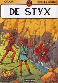 ORION 02. DE STYX De styx, MARTIN, JACQUES, Paperback
