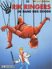 RIK RINGERS 59. DE HAND DES DOODS RIK RINGERS, TIBET, Paperback