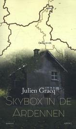 Skybox in de Ardennen roman, Julien Gracq, Paperback