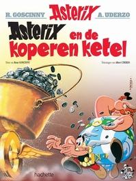 ASTERIX 13. DE KOPEREN KETEL ASTERIX, UDERZO, ALBERT, GOSCINNY, RENÉ, Paperback