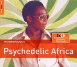 ROUGH GUIDE TO.. .. PSYCHEDELIC AFRICA  -1960S & 1970S- V/A, CD