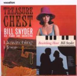 TREASURE CHEST/BEWITCHING HOUR Audio CD, BILL SNYDER, CD